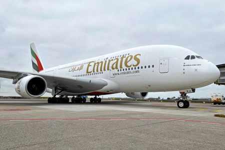 flights clark emirates