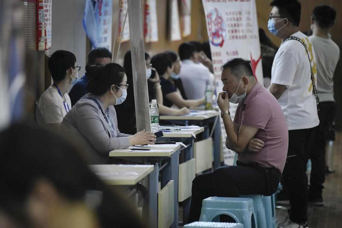 young jobseekers struggle