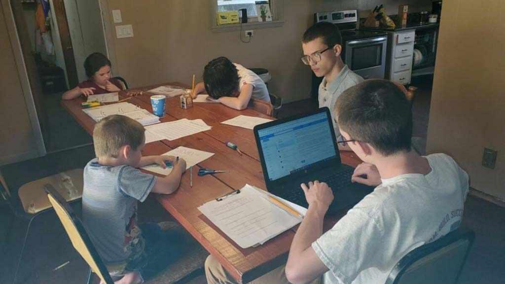 online families education