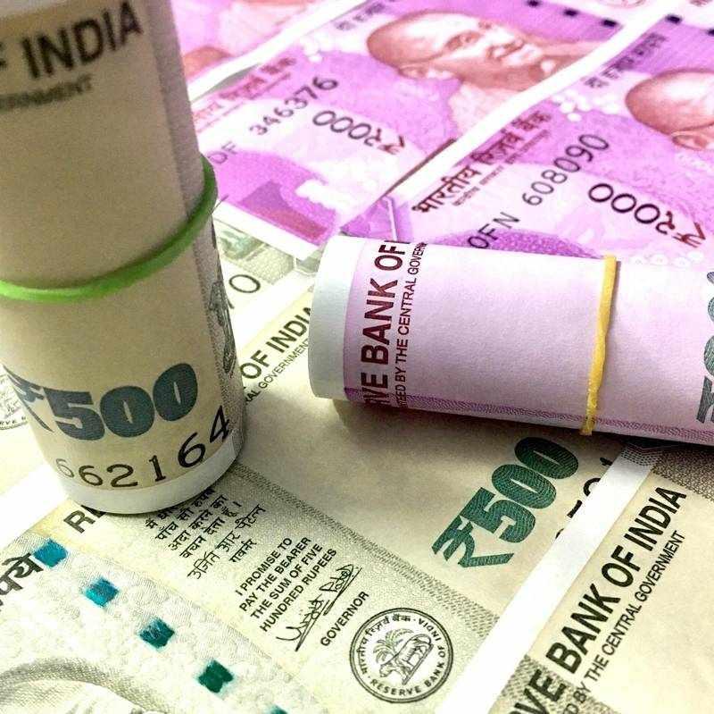 rupee against dollar