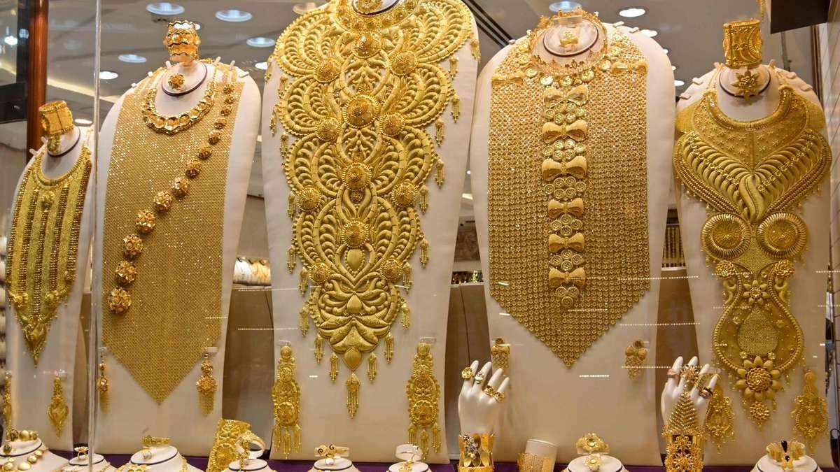 bust market gold