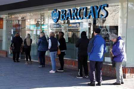 barclays provisions pandemic