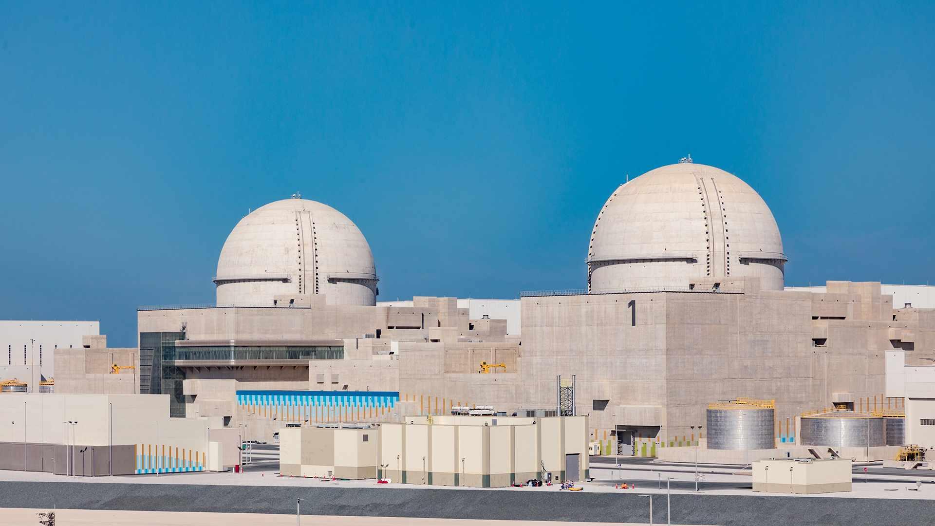 barakah nuclear power