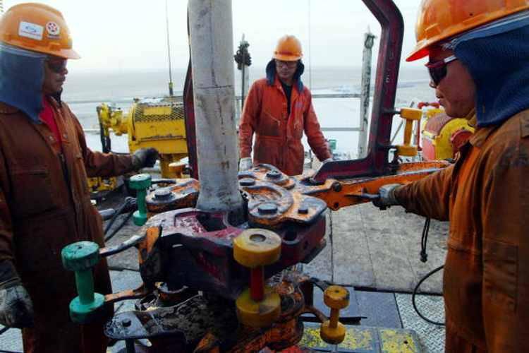 oil kuwait industry