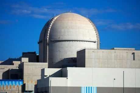 first nuclear arab