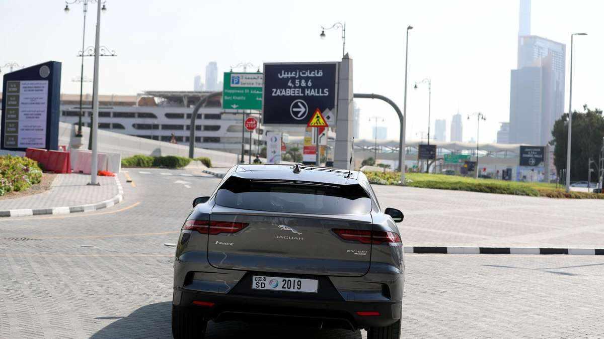 driving self transport