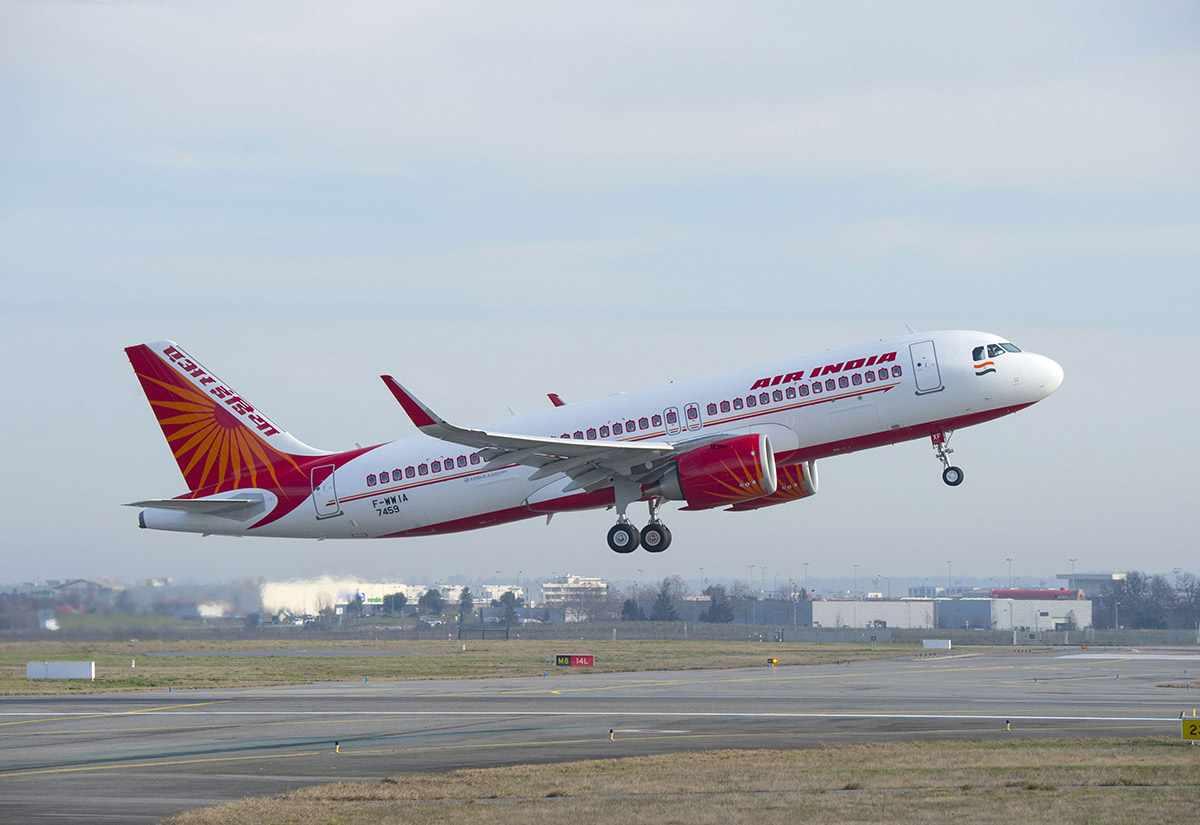 flights india repatriation