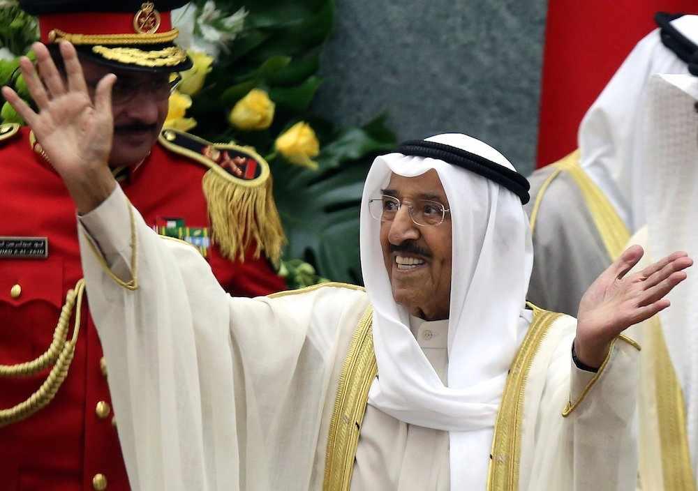 kuwait cabinet emir health assures
