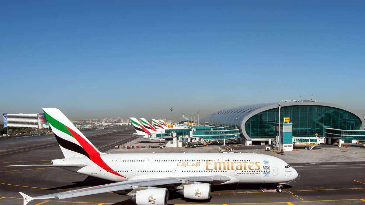 clark flights emirates