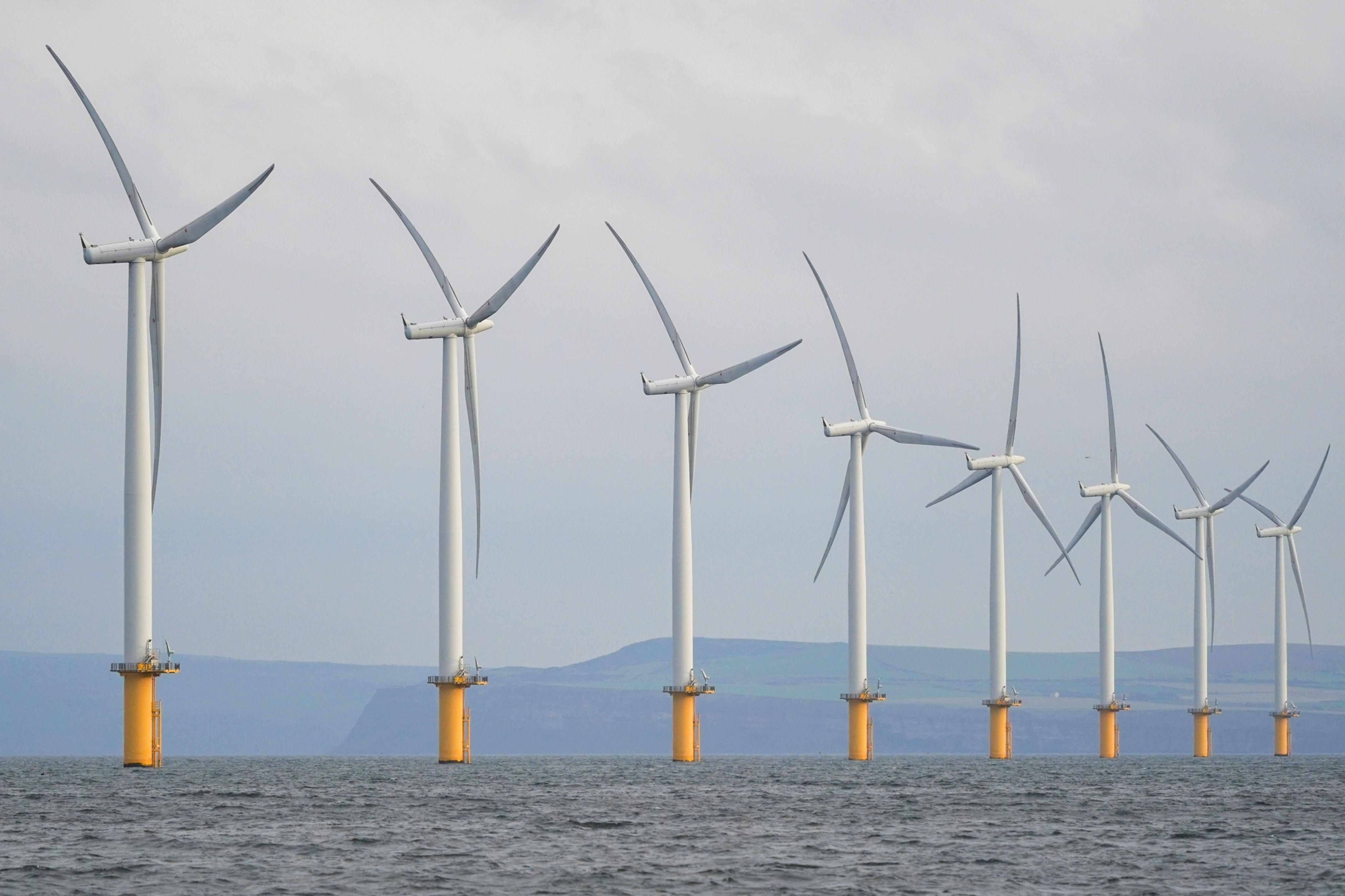 wind goldwind global deployment turbines