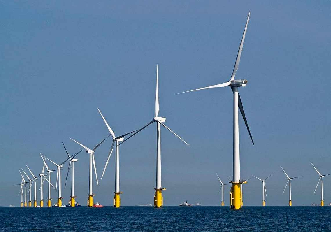 wind, project, farm, orascom, construction,