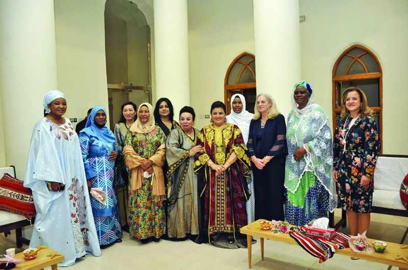 women, ambassadors, dwc, cultural, exchange,
