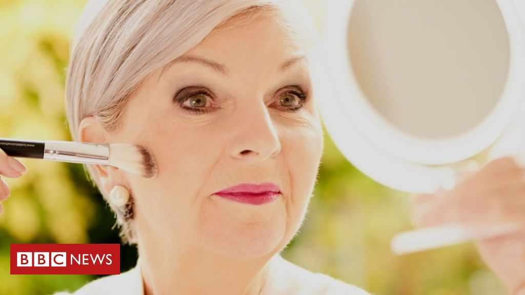 women brunt ageism image