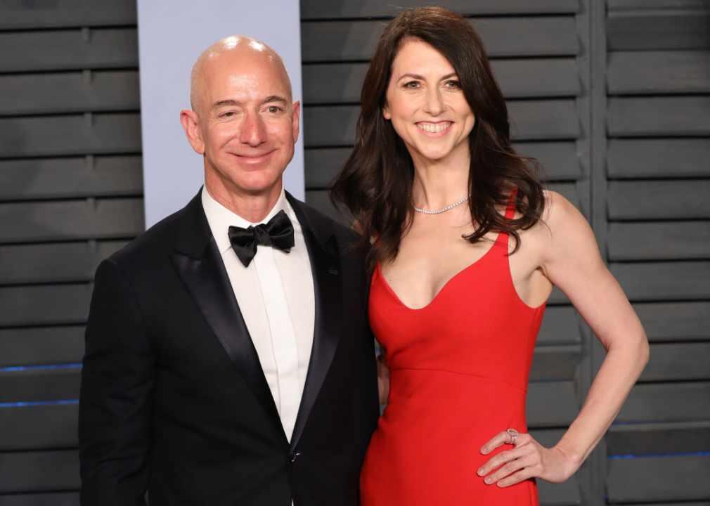 women richest america made billionaires