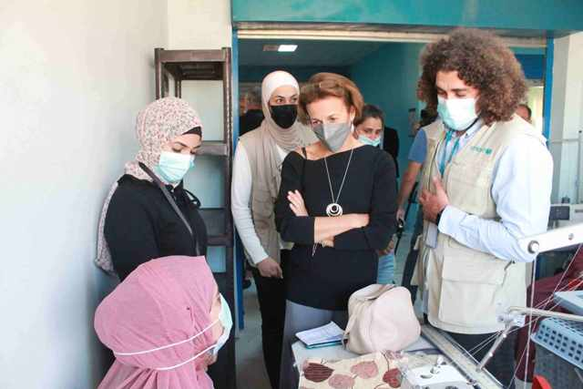 women, unicef, centre, jordan, economic,