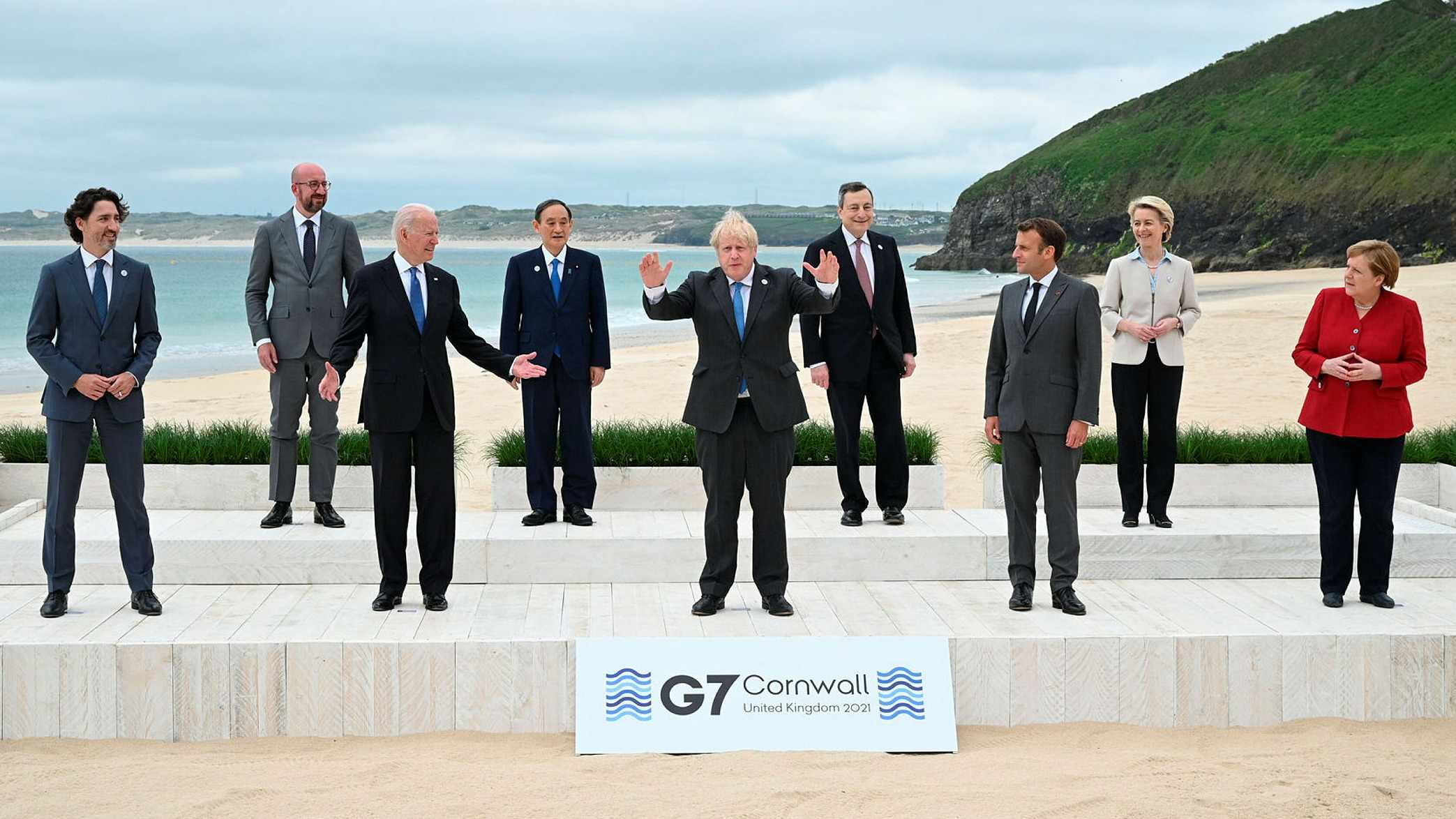 world leaders economic stimulus biden