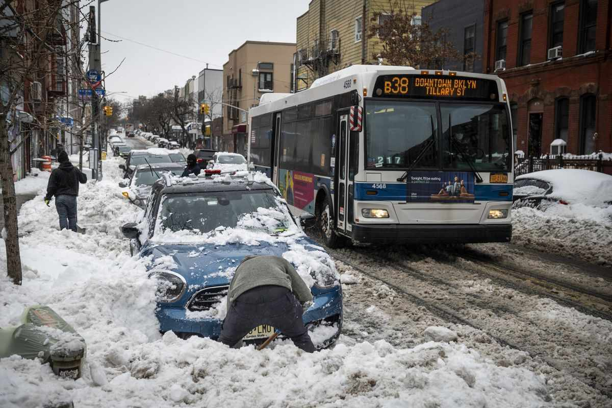 york virus cold blast photographer