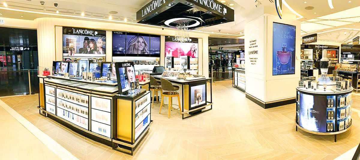 ysl tech airport shoppers lanc