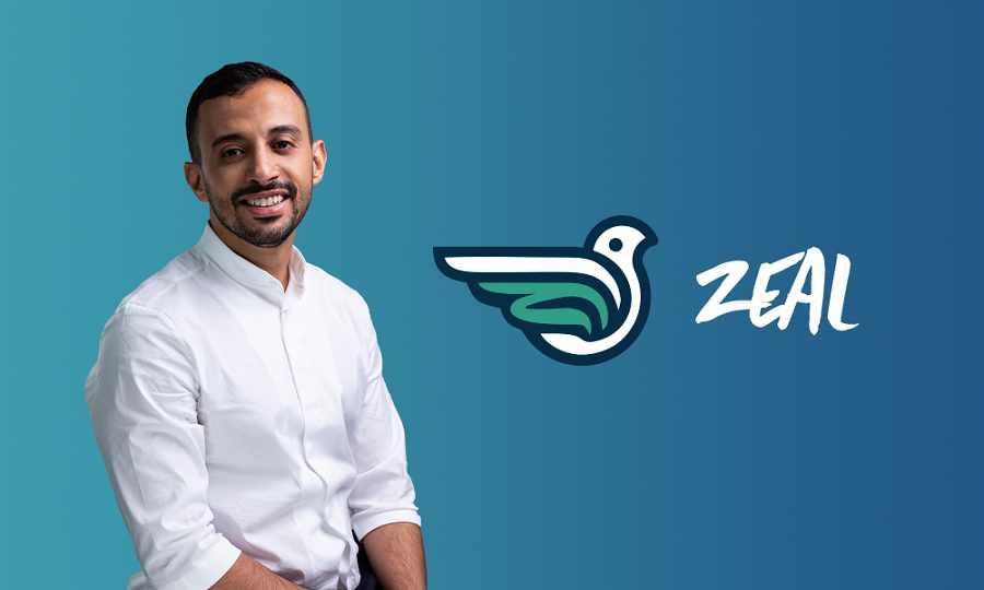 zeal rewards seed round egypt