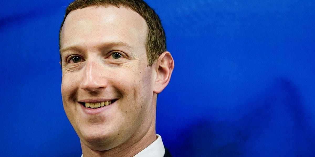 zuckerberg mark him facebook would